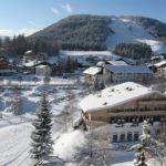 Зеефельд в Австрии - мечта горнолыжников