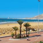 Теплые воды пляжей Магриба