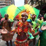 Карнавальные шествия в разных странах мира традиции