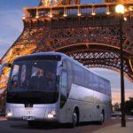 Экскурсионные автобусные туры: Париж с первого взгляда